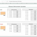 Fibonacci Retracement Calculator