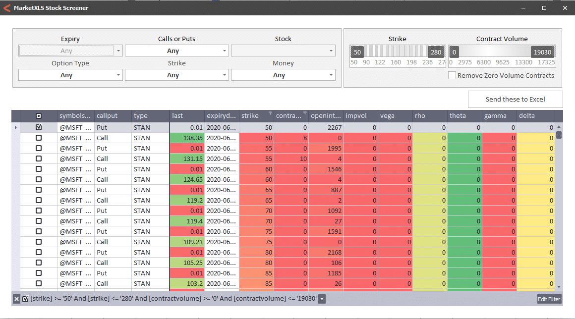option scanner