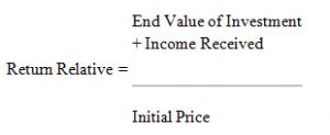 Wealth Index using Excel