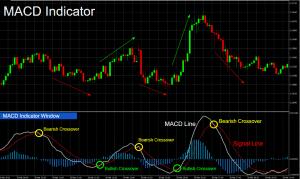 MACD indicators