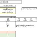 Driehaus Screen